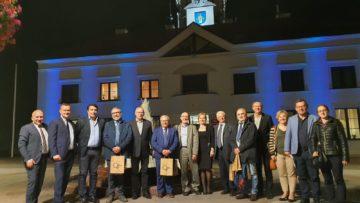 """""""ANCHOR. Heritage for the future"""", il GAL Alto Casertano in Polonia per l'avvio delle attività del Progetto di Cooperazione Transnazionale"""